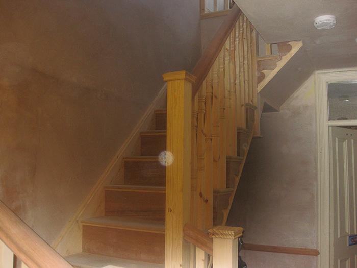 Interior in progress 13