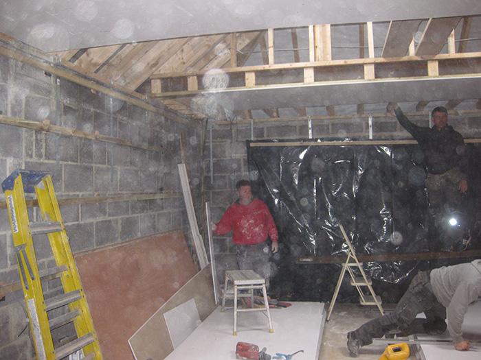 Interior in progress 5
